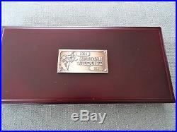 2006 Somalia 4-Coin 3.75 oz Silver Prestige Elephant Set nr 003/2000