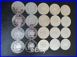 20- Bu Fresh 2015 Silver. 9999 African Elephant Wildlife Somali 20 Silver Coins