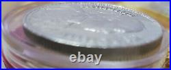 King Rama VI Three Elephant Coin B. E 2460 1 BAHT 15 grams 20th Century Silver. 9