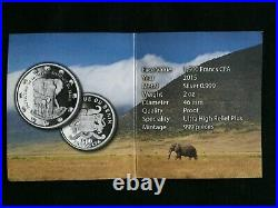 Lynda Special 7 coins Benin, Somalia, Australia Elephants, Dragon & Tiger
