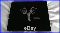 Somalia Elephant Fine Silver Wildlife Series (full Set) Open To Offers